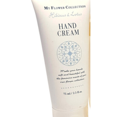 Hand Creme Hibiscus & Lotus by Allison