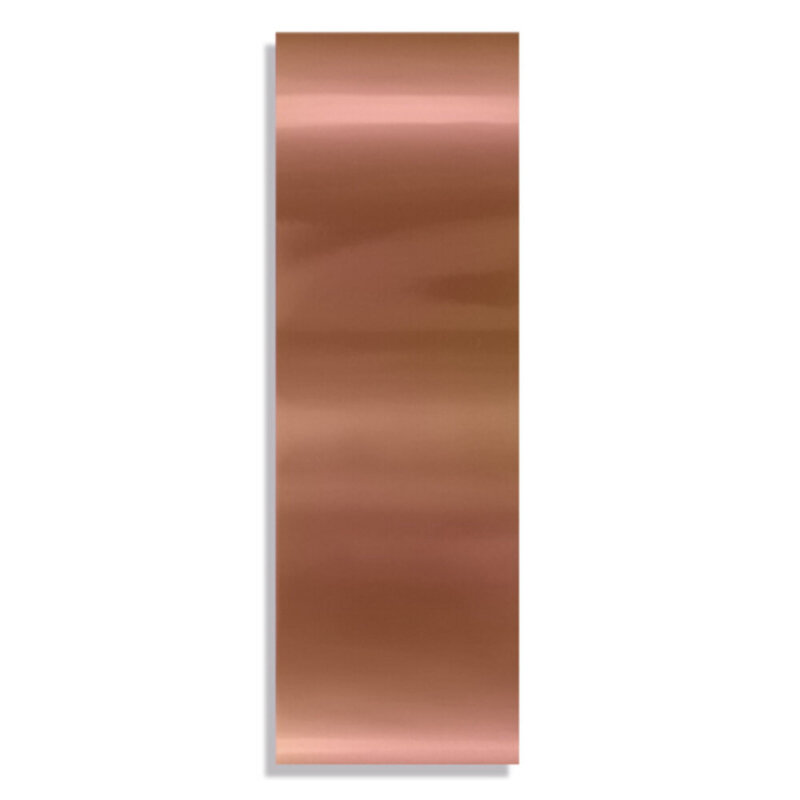 Image of   Moyra Easy Folie Rose Gold 02