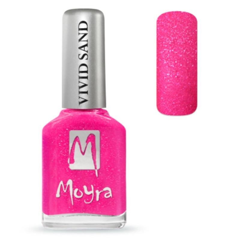 Image of   Moyra Shocking Pink 715 (UDGÅR)