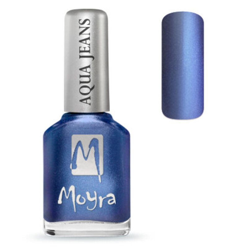Image of   Moyra Into the Blue 313