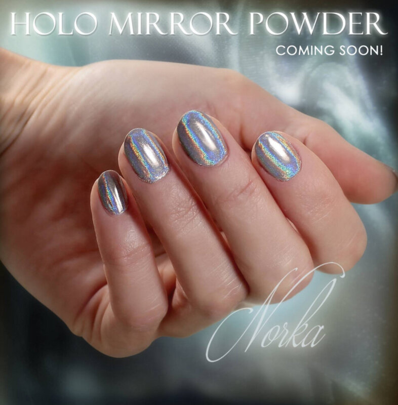 Image of   Moyra holografisk mirror powder