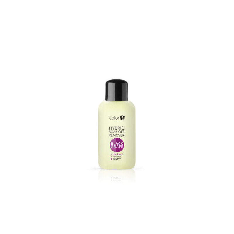 Silcare Soak Off Remover Black Grape 150ml