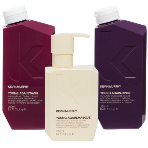 Kevin Murphy Young.Again Wash, Rinse & Masque