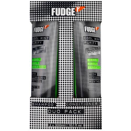 Fudge Cool mint purify DUO - 300ml