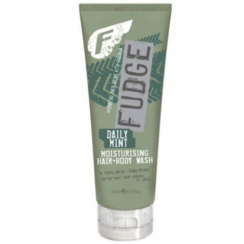 Fudge Daily Mint Hair+Body Wash - 350ml