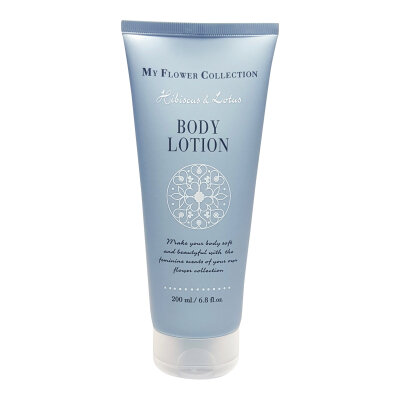 Body Lotion Hibiscus & Lotus by Allison - 200ml