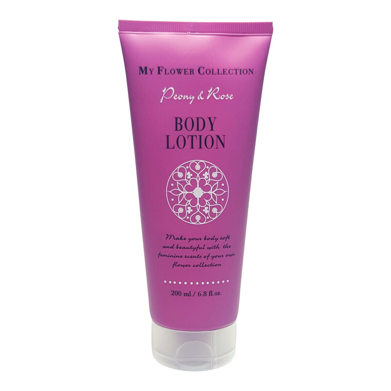 Body Lotion Peony & Rose by Allison - 200ml