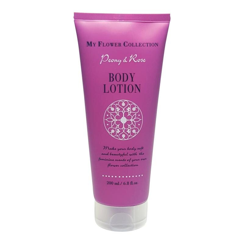 Image of   Body Lotion Peony & Rose by Allison - 200ml