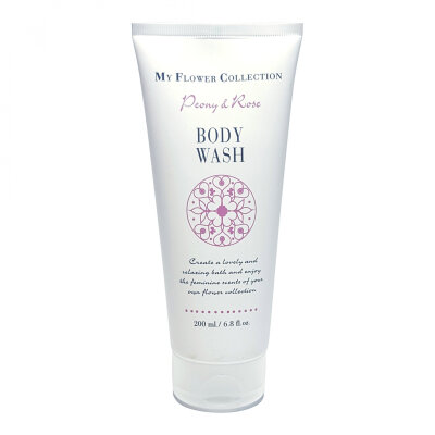 Body Wash Peony & Rose by Allison - 200ml