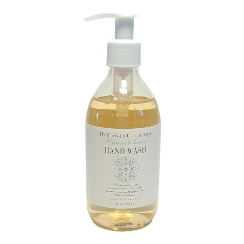 Hand Wash Hibiscus & Lotus by Allison - 300ml