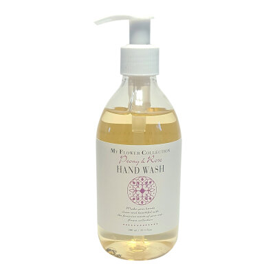 Hand Wash Peony & Rose by Allison - 300ml