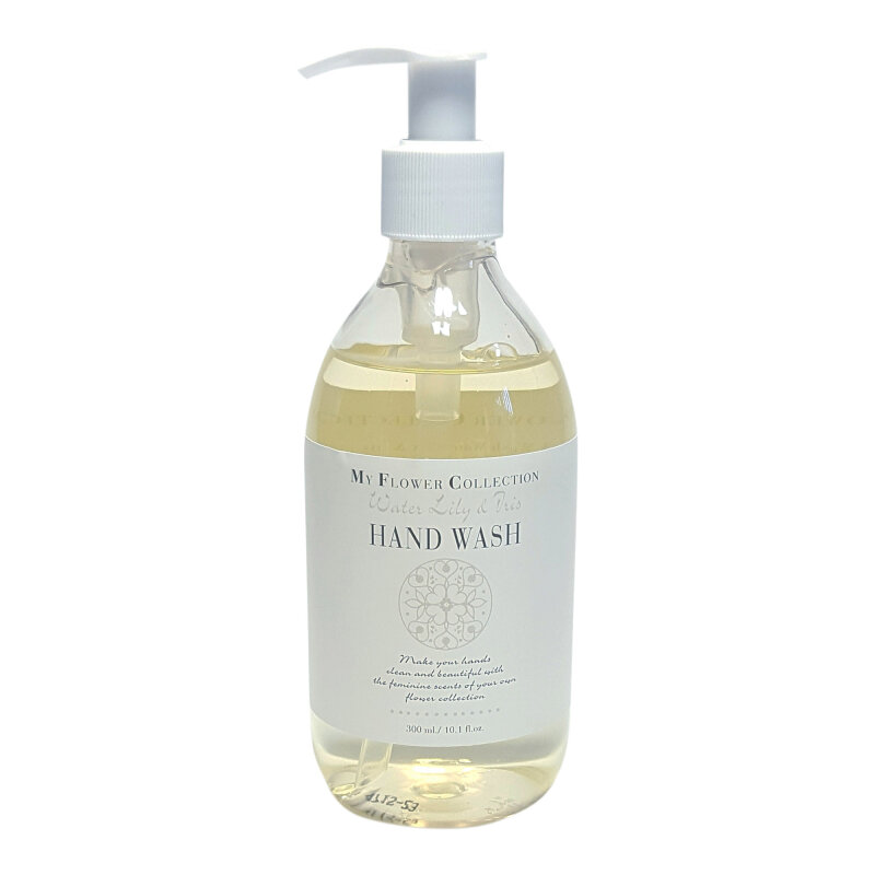 Hand Wash Water Lily & Iris by Allison - 300ml