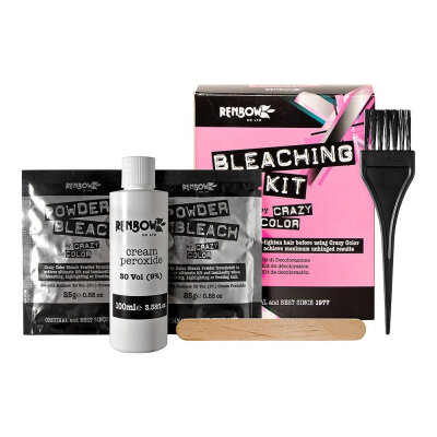Renbow Crazy Color Bleach kit