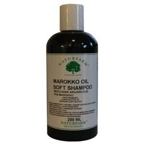 Image of   Naturfarm Marokko Oil Soft Shampoo - 250ml
