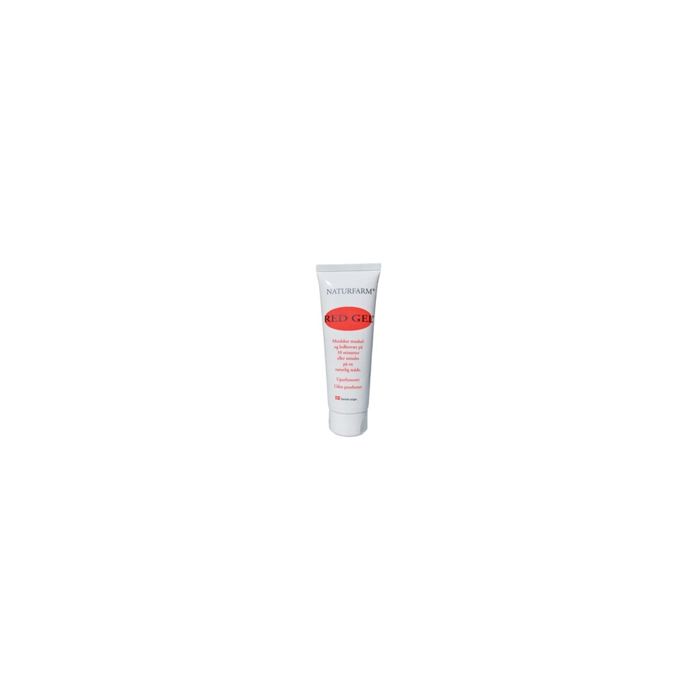 Naturfarm Muscle Theraphy (Red Gel) - 100ml