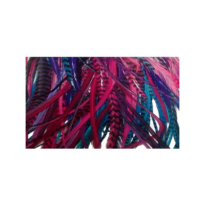 Berry Mix Fjer 13-28 cm