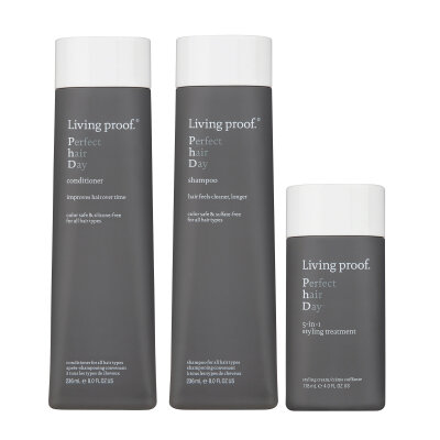 Living Proof Perfect hair Day shampoo, conditioner & 5-in-1 styling treatment