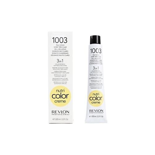 Revlon Nutri Color 1003 Pale Gold - 100ml