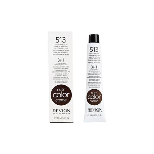 Revlon Nutri Color 513 Deep Chestnut - 100ml