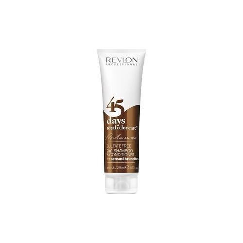 Revlon Sensual Brunettes - 45 Days Total Color Care - 275ml