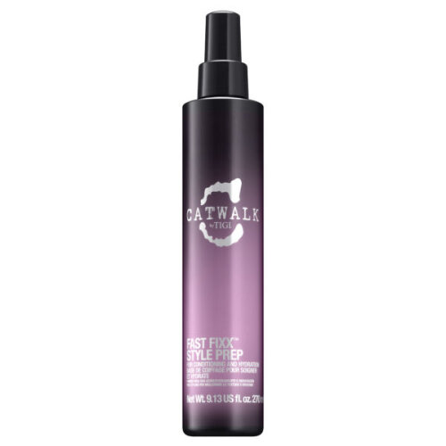 Tigi Catwalk Sleek Mystique Fast Fixx Style prep - 270ml