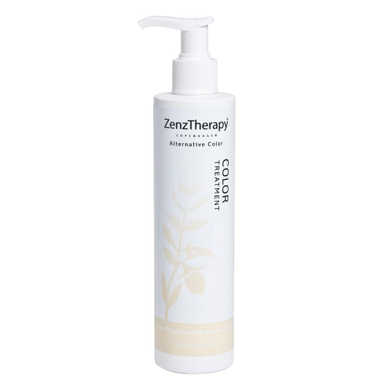 Image of   1103 Platinum golden blonde 250ml - Zenz Therapy Color Treatment