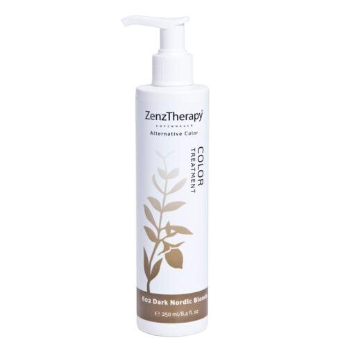 602 Dark nordic blonde 250ml - Zenz Therapy Color Treatment