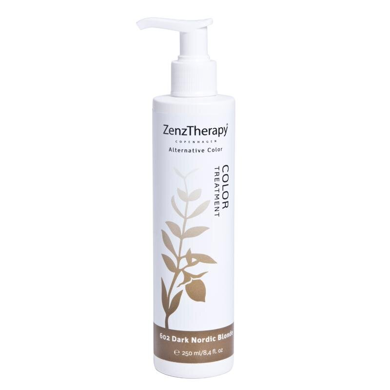 Image of   602 Dark nordic blonde 250ml - Zenz Therapy Color Treatment