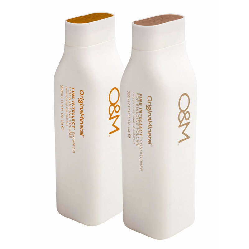 O&M Fine Intellect Shampoo & Conditioner