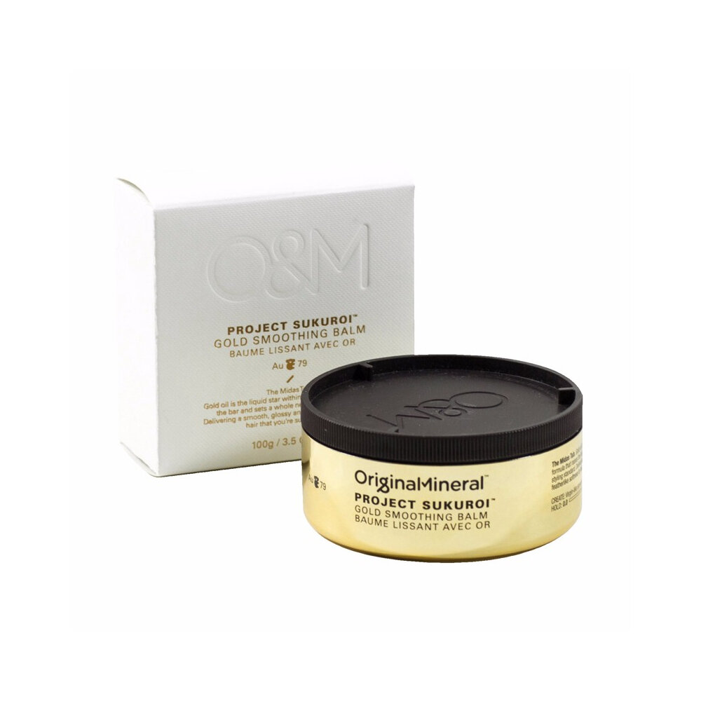 Project Sukuroi Gold Smoothing Balm - 100gr