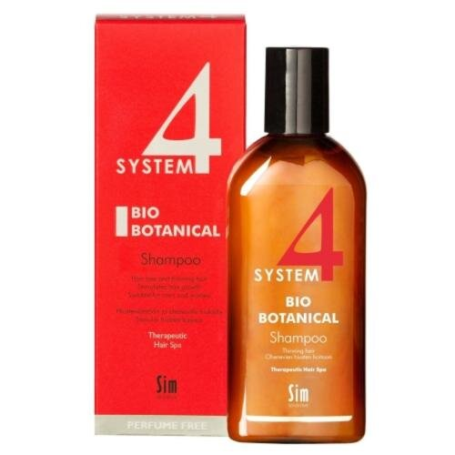 System 4 Bio Botanical Shampoo - 215ml OUTLET