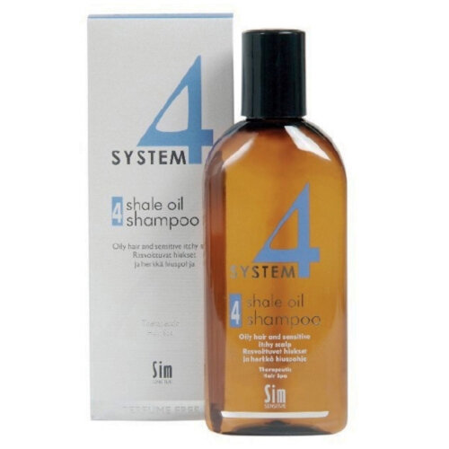 System 4 Shale Oil Shampoo 4 - 215ml OUTLET