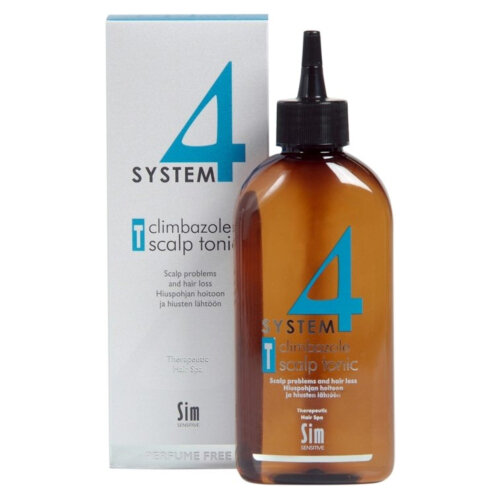 System 4 Climbazole Scalp Tonic T - 215ml OUTLET