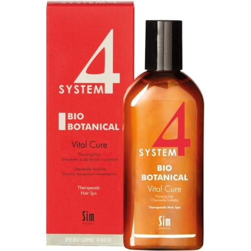 System 4 Bio Botanical Vital Cure - 215ml OUTLET