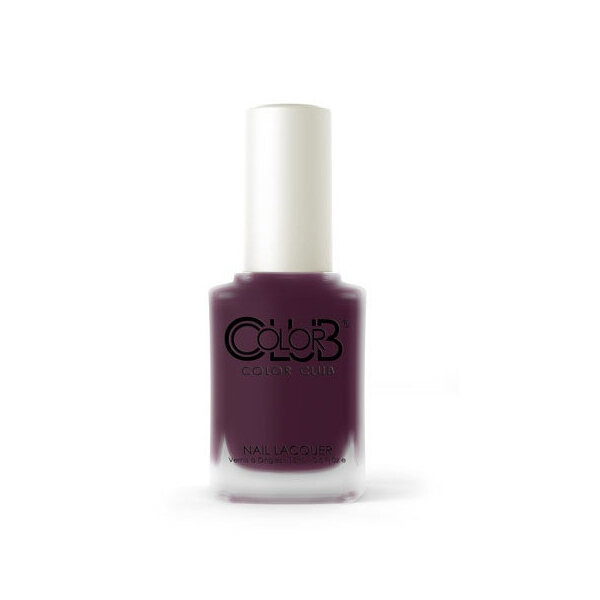 Color Club - Plum, P, And Juicy