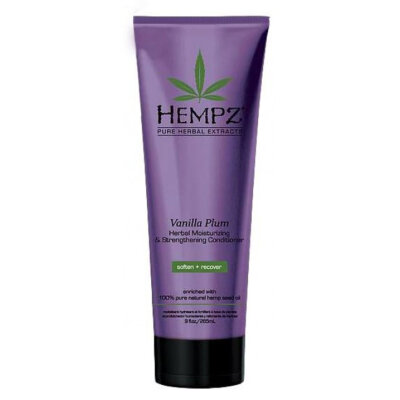 Hempz Vanilla Plum Moisturizing Conditioner 265ml