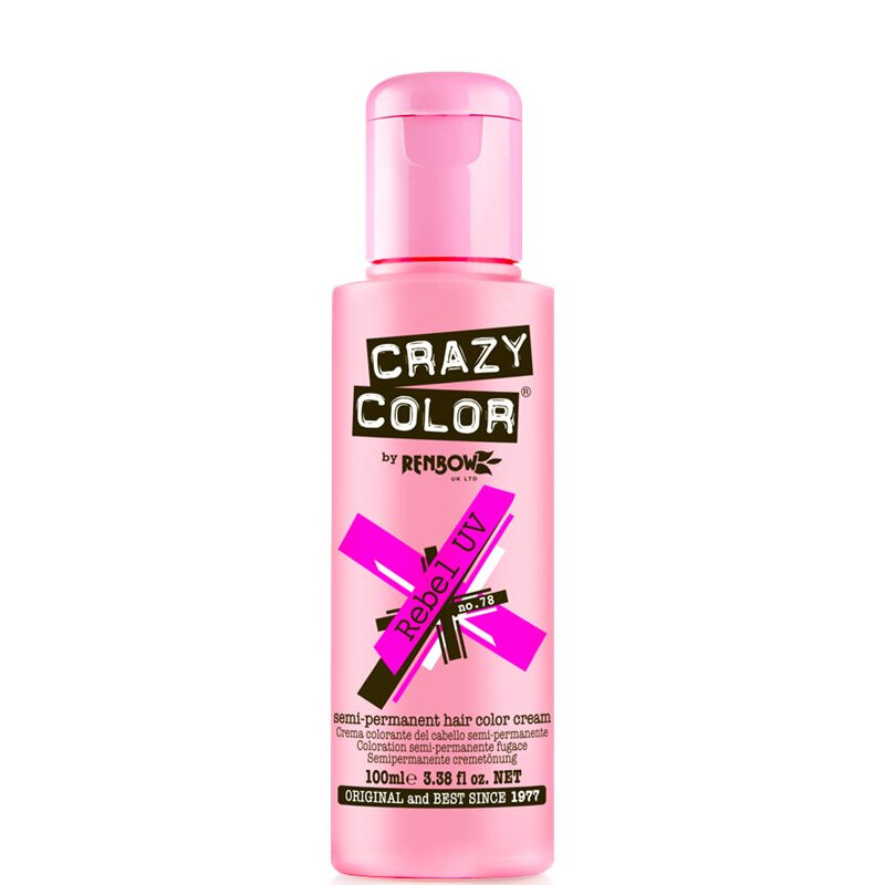 Renbow Rebel UV 78 Crazy Color - 100ml