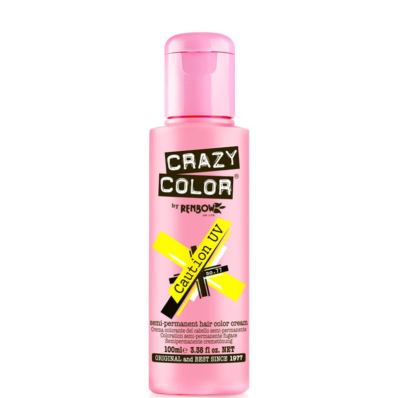 Renbow Caution UV 77 Crazy Color - 100ml