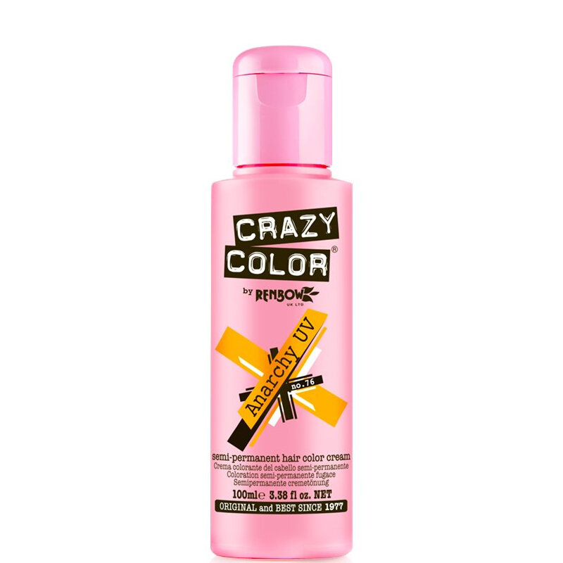 Renbow Anarchy UV 76 Crazy Color - 100ml