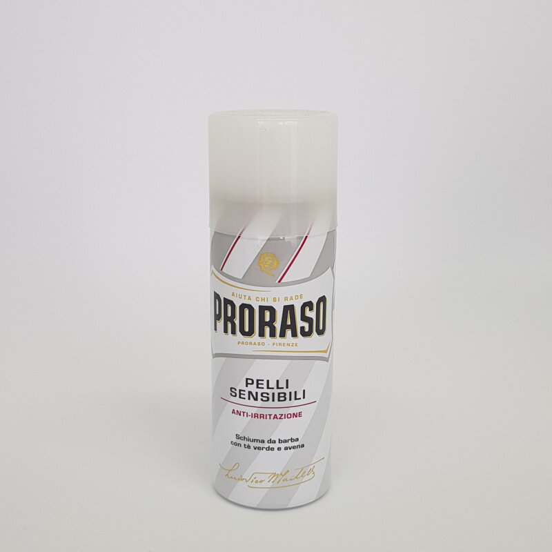 Proraso Barberskum med Green tea & Oatmeal - 50ml